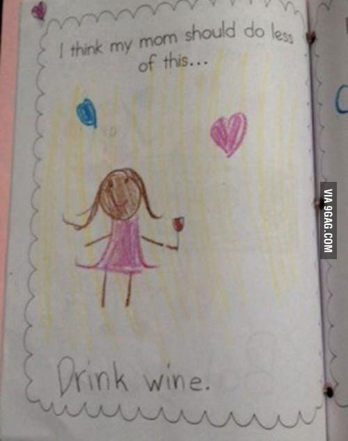 I love child honesty