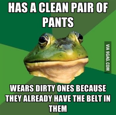 Truth of Pants