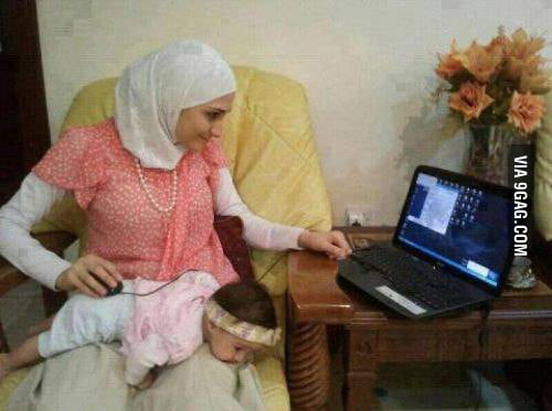 Parenting LVL: MousePad