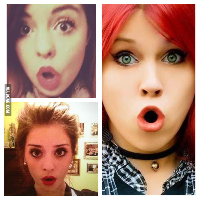 """Sexdolling"" is the new duck face?"
