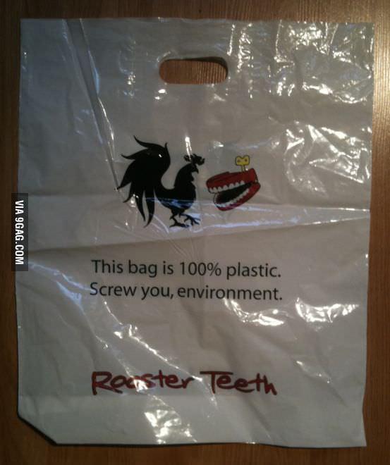 100% Plastic