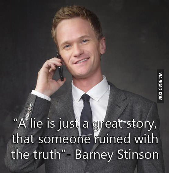 The truth about lying!