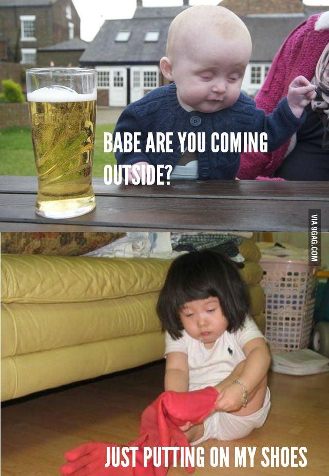 Drunk Girlfriend