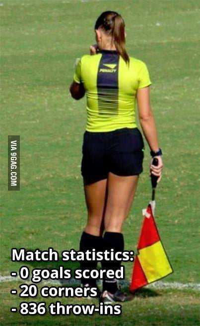 Here is what happens when you have a female Ref