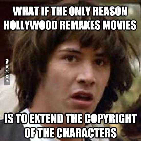 Warner Brothers wants to remake Gremlins.