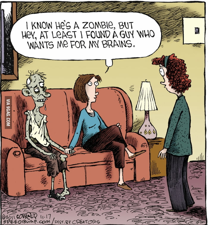 Just the Speed Bump cartoon of the day
