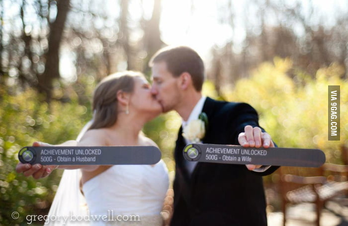 Awesome wedding picture