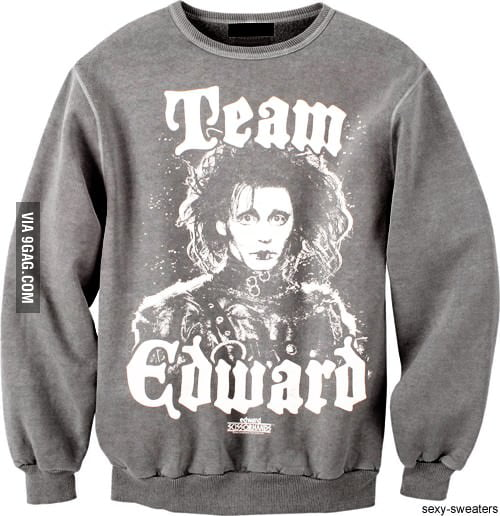 Yes, I'm in team Edward. ~scissorhands.