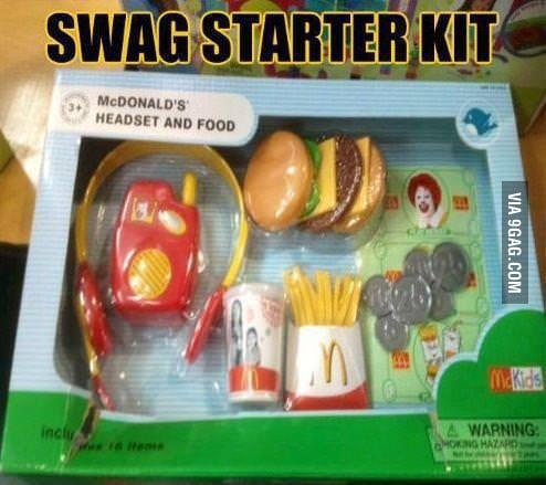 Swag starter kit