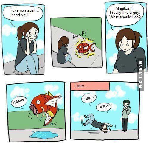 Pokemon spirit