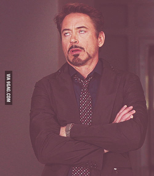 Your face when the person you hate talks..
