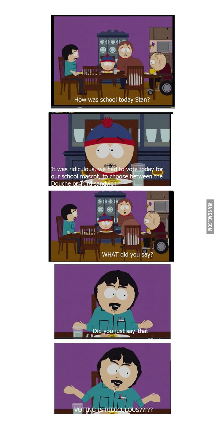 Just South Park