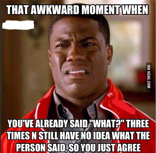 Happen to me all time, I may be retarded