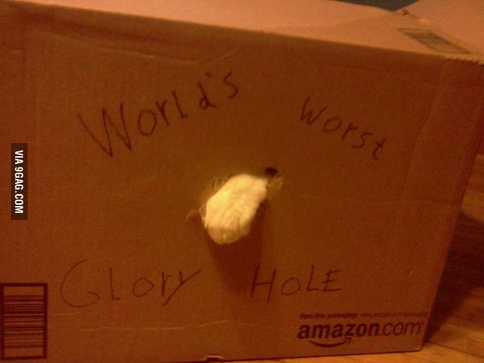 World's Worst Glory Hole