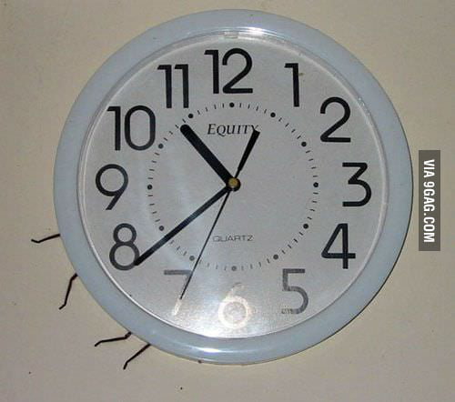 What time is it? Time to burn the house down!!