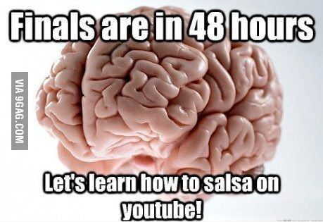 My Scumbag Brain