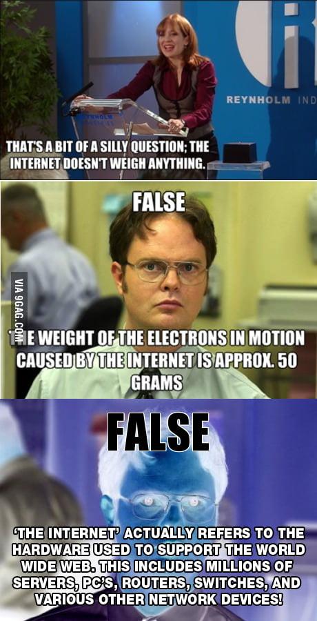 False again!