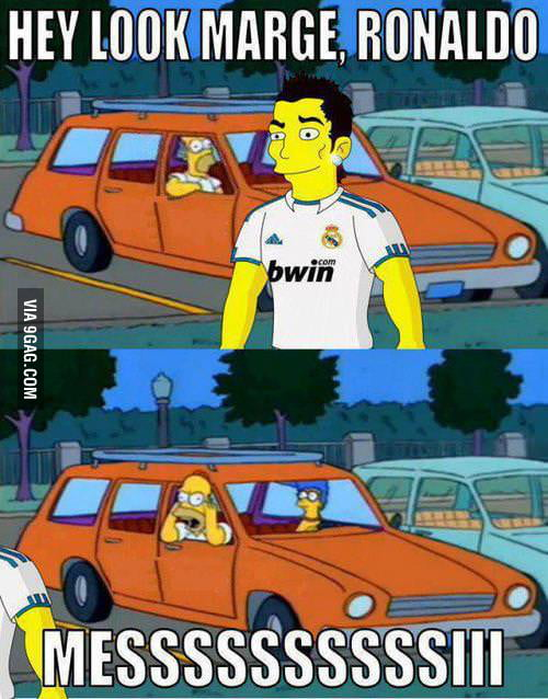 Homer being Homer