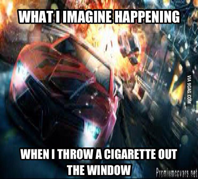 What I Imagine happening...