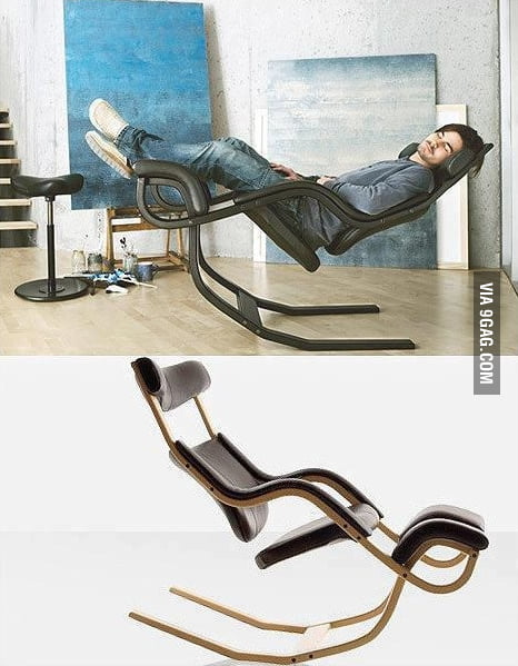 Shut up and take my money chair