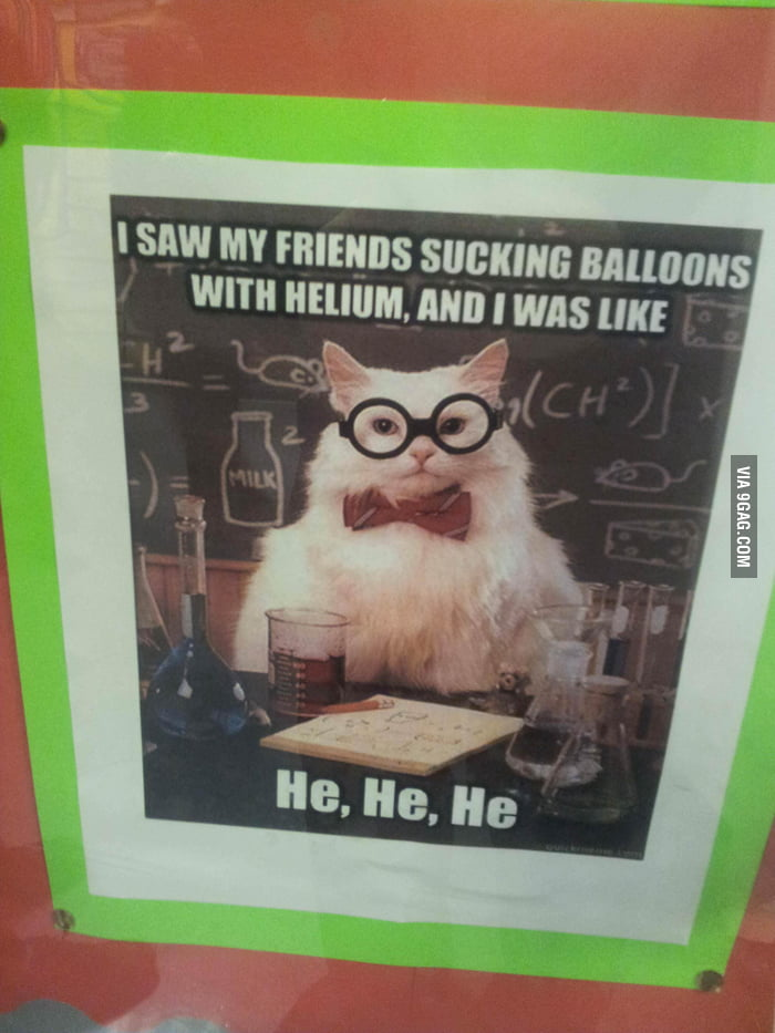 Saw this at the science lab