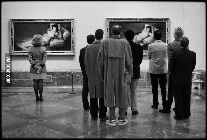 Art Appreciation: Woman vs Man