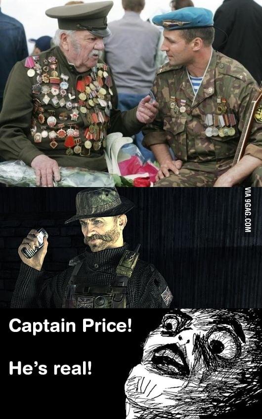 Captain Price 9gag