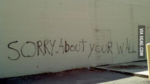 It's ok, I forgive you