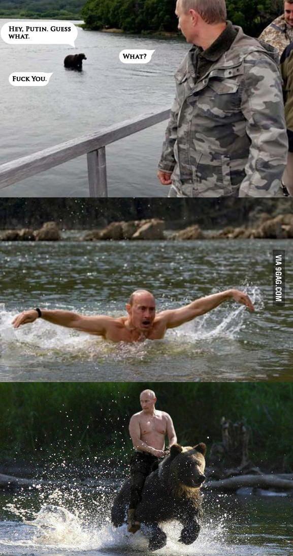 Don't F*ck with Putin