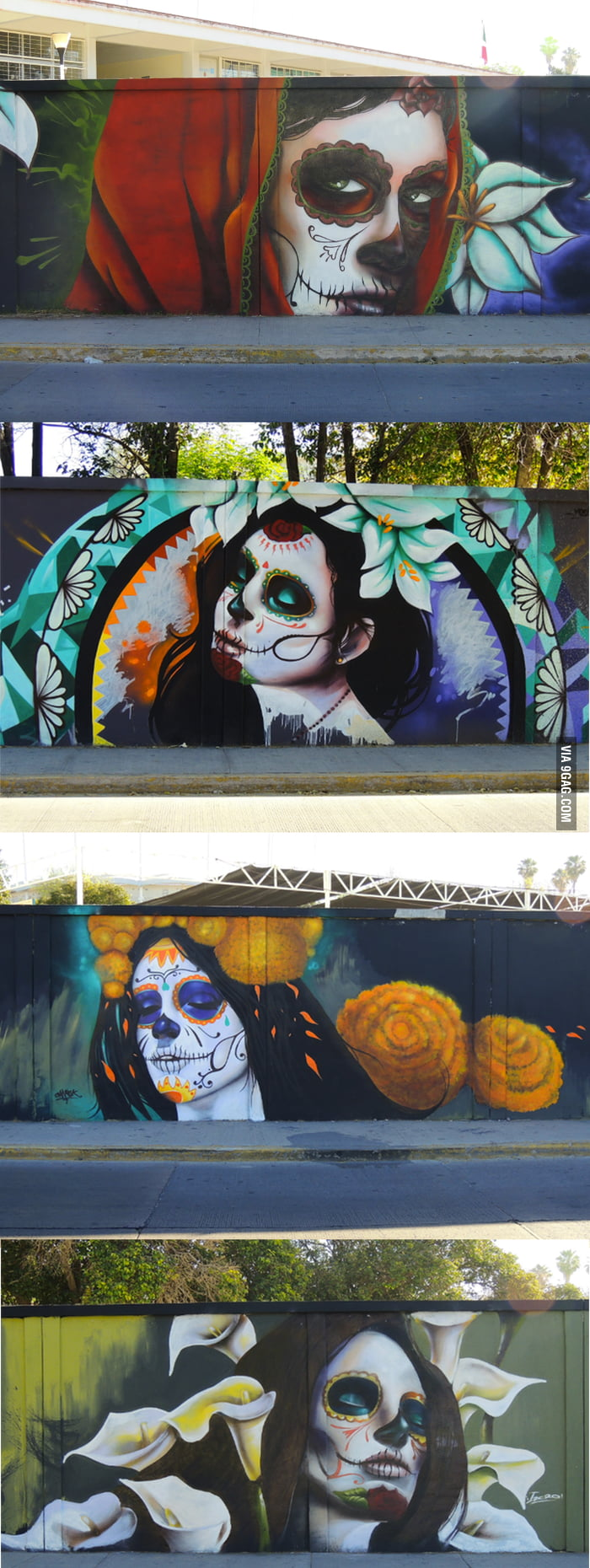 Awesome Mexican Graffiti