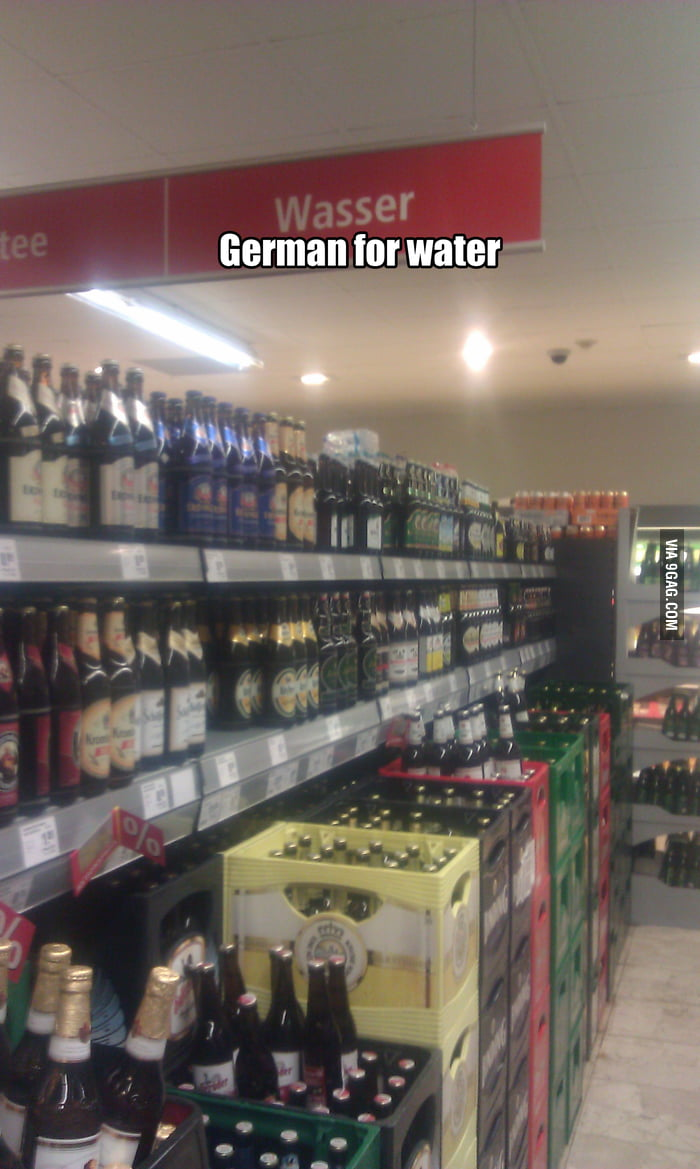 Only in Germany