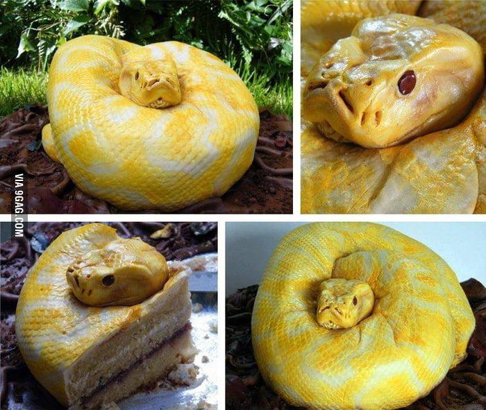 Wanna taste my snake?