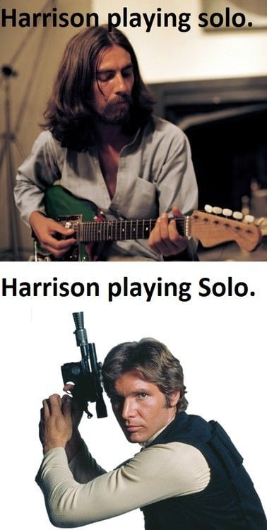 Harrison and Solo