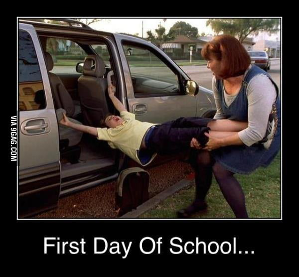 Not just the mondays, but the firstdays as well