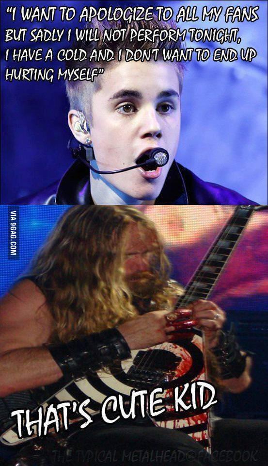 Why I love metal