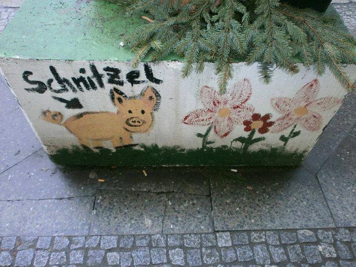German Graffiti at its finest