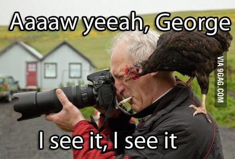 Aw Yeah, George