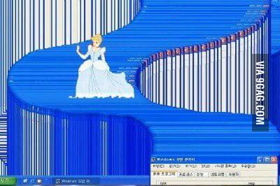 Cinderella on lag