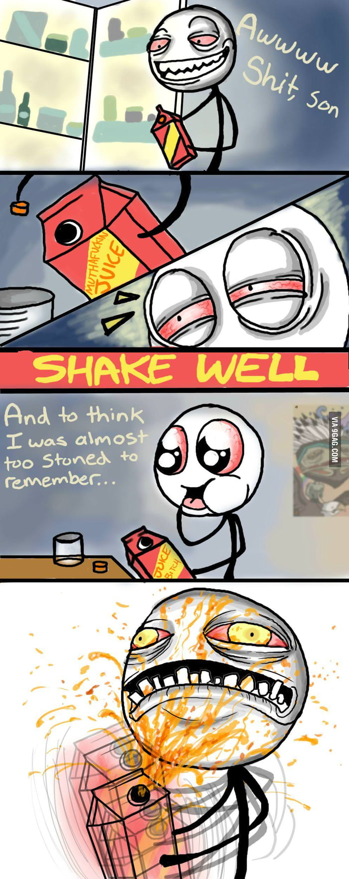 Orange Juice... FAIL - 9GAG |Fresh Oranges Meme