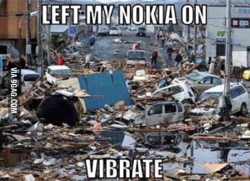 Oh Nokia...