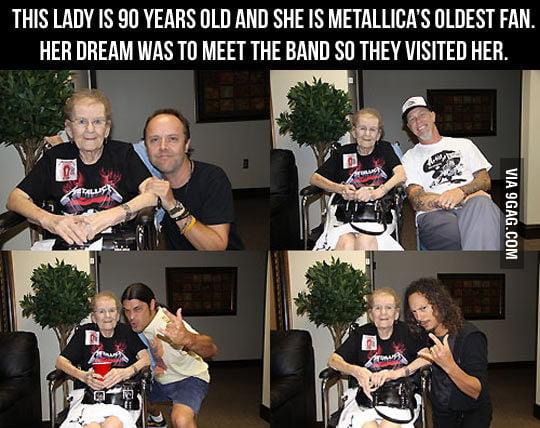 Good Guys Metallica..