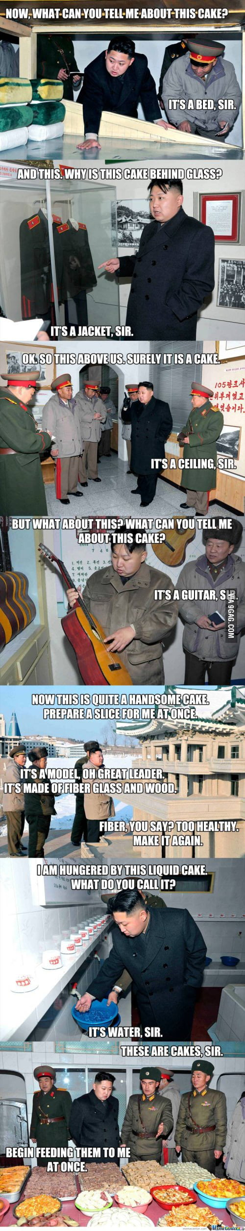 I f**king love cakes