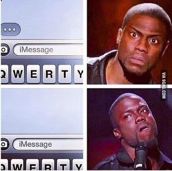 Frustrating iPhone users