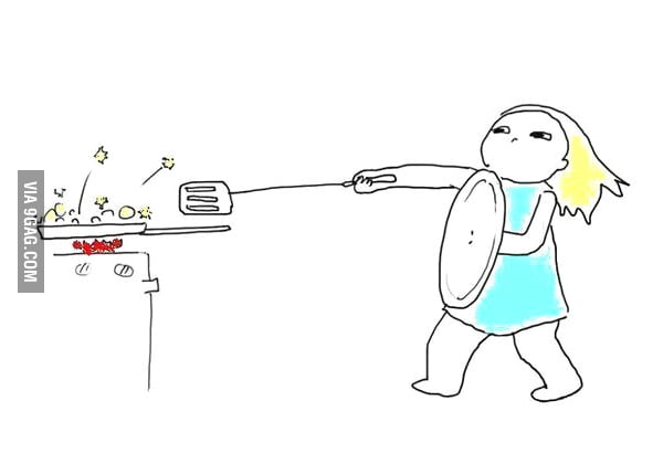 How I cook