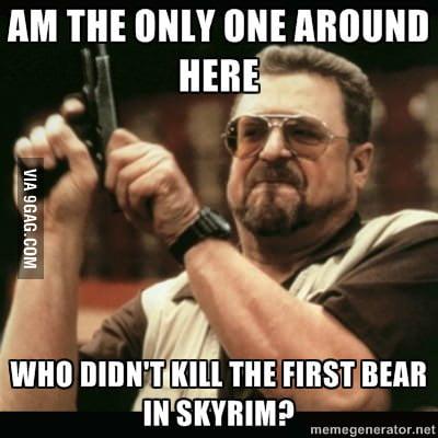 My friend keeps telling us this