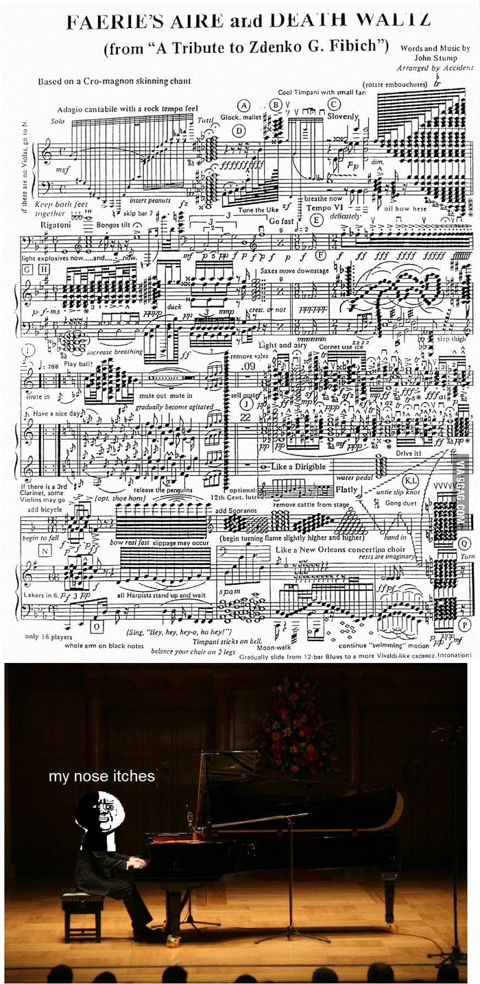 Pianists will know