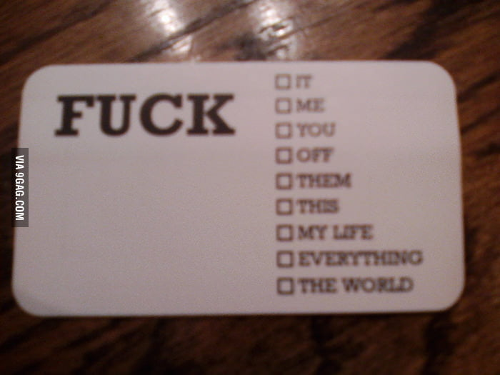 The Back Of A Business Card Of A Local Tattoo Shop 9gag