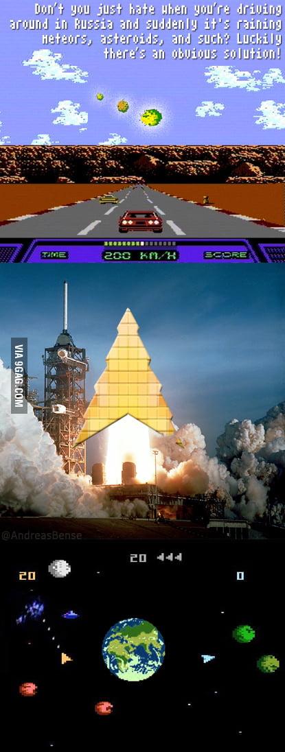 NASA stuff!