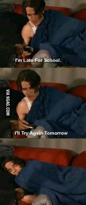Tomorrow It Is