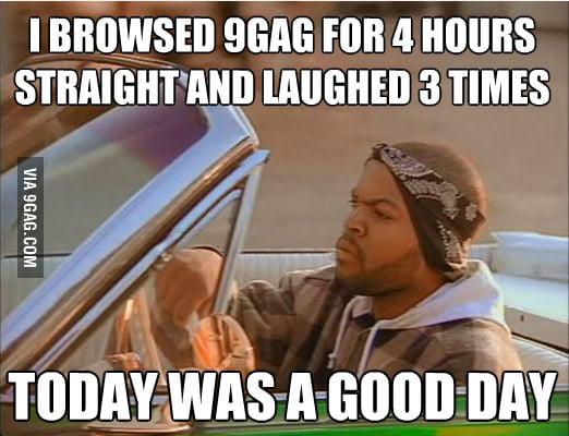 9GAG nowadays